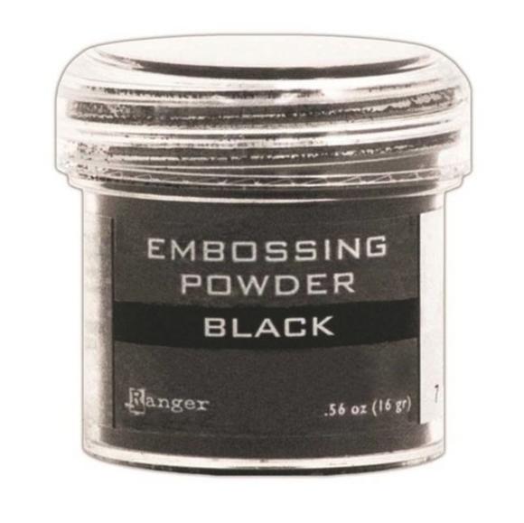 NIP - Black Embossing Powder
